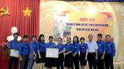 """Đoàn Thanh niên Phường 2 đạt giải Ba  Hội thi tìm hiểu """"Tư tưởng, đạo đức, phong cách Hồ Chí Minh"""" năm 2020"""